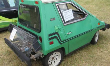 1981 Commuter Vehicles Comuta-Car