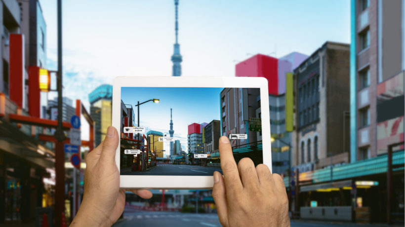 Hunting For Clues On A Lower-Budget Augmented Reality