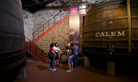 Cave Casa Cálem – Gaia, Portugal