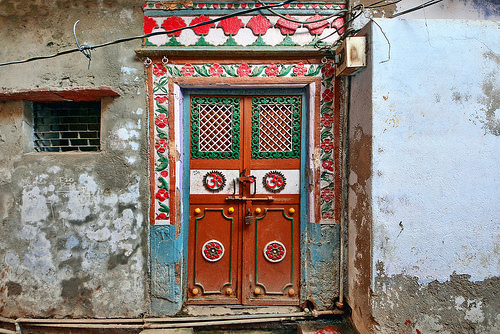 India – Uttar Pradesh – Mathura – Streetlife – 105