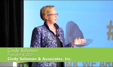 Ultimate Software HR Workshops – Cindy Solomon, One of Our Top Presenters