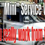 """Mini HVAC Service Vans""…can you really work out of them??🤔🤔"